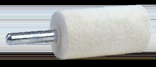 "ZIPPO™ BIAS-CUT YELLOW MILL TREATED CLOTH BUFF – TYPE ""DC-YT"" 14 PLY - FormaxMfg.com"