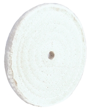 COTTON SUPER THICK FULL DISC BUFFS – 40 PLY