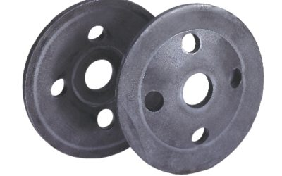 STEEL SIDE PLATE END FLANGES